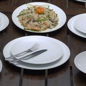 Assiette Ariane diam.22