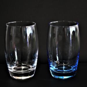 Gobelet à eau transparent 35 cl