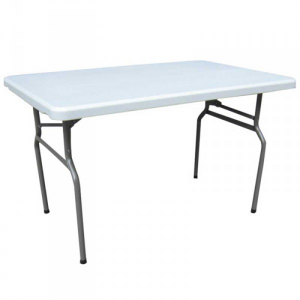 Table poly 120 x 76