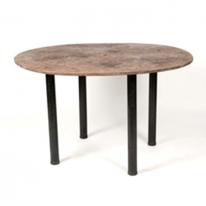 Table ronde diam. 120