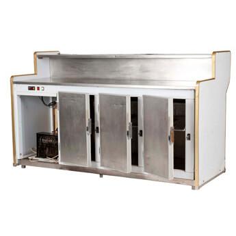 location bar réfrigéré 3 porte