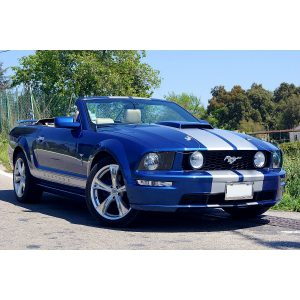 Location Ford Mustang V8 Cabriolet