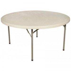Table ronde diam. 150